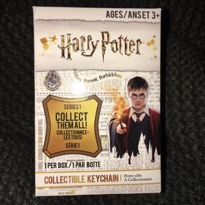 Accessories - NIB Harry Potter keychain collectible blind box